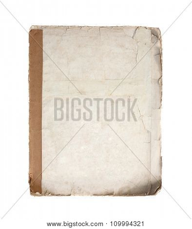 grunge paper background.