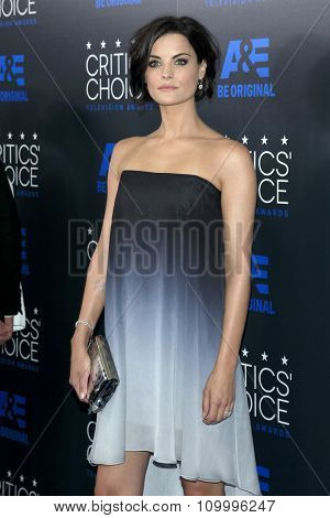 LOS ANGELES - MAY 31:  Jaimie Alexander at the 5th Annual Critics' Choice Television Awards at the Beverly Hilton Hotel on May 31, 2014 in Beverly Hills, CA
