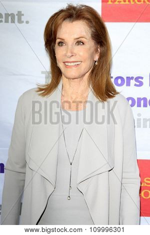 LOS ANGELES - JUN 8:  Stefanie Powers at the 2014 Tony Award Viewing Party at the Taglyan Cultural Complex  on June 8, 2014 in Los Angeles, CA