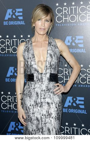 LOS ANGELES - MAY 31:  Felicity Huffman at the 5th Annual Critics' Choice Television Awards at the Beverly Hilton Hotel on May 31, 2014 in Beverly Hills, CA