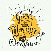 Good Morning My Sunshine poster