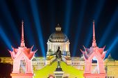The Ananda Samakhom Throne Hall In Bangkok, Thailand