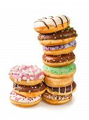 Stack Of Donuts