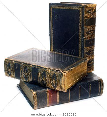 Livros da velha escola