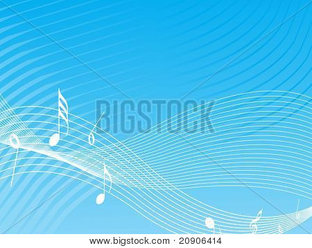 abstract musical vector illustration abstract background