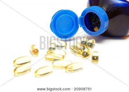 Omega Three Capsules