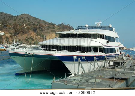 Ferry To Catalina Island