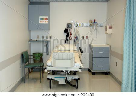 Chirurgie Preop Bay
