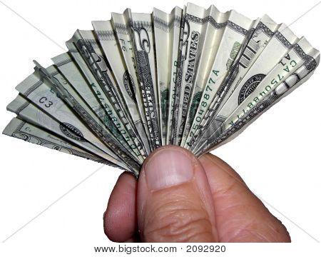 A Fan Of Money