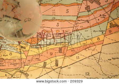 Geology And Globe
