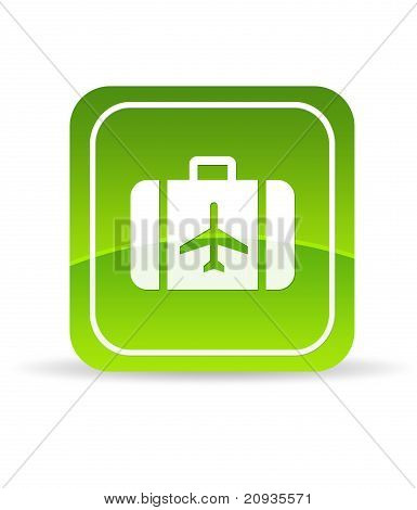 Green Travel Icon