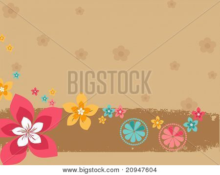 vector illustration for mother day