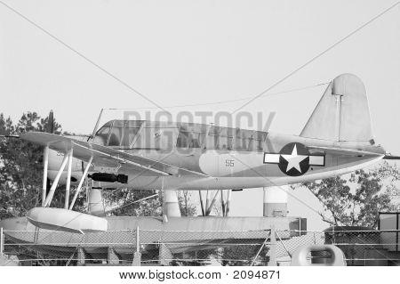 Old Plane.