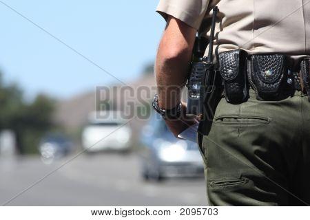 Policial de trânsito