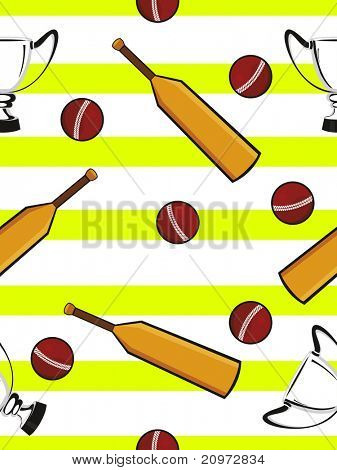 abstract cricket concept background, vector wallpaper