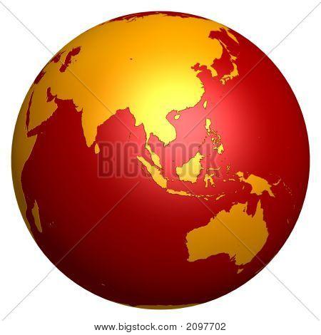 Hot Golden Globe