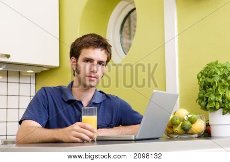 Kitchen Computer