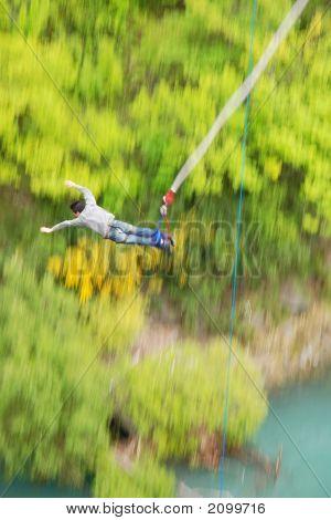 Bungy Jump Off Kawarau Bridge