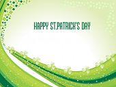 vector happy st patrick day illustration