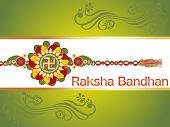 stock photo of rakshabandhan  - abstract rakshabandhan background - JPG