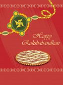 stock photo of rakshabandhan  - creative illustration for rakshabandhan celebration - JPG