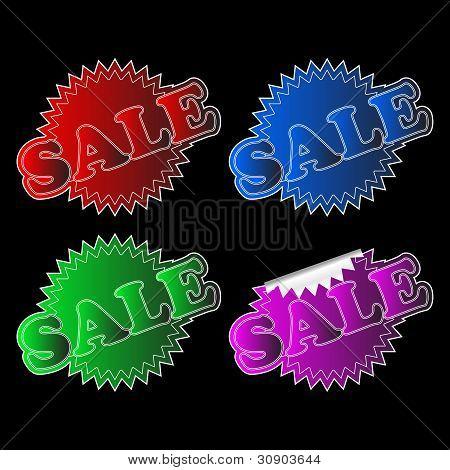 Four Labels - Sale