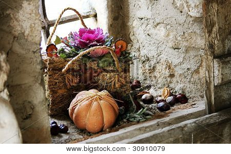 Harvest Decoration