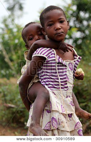 Rwanda kids