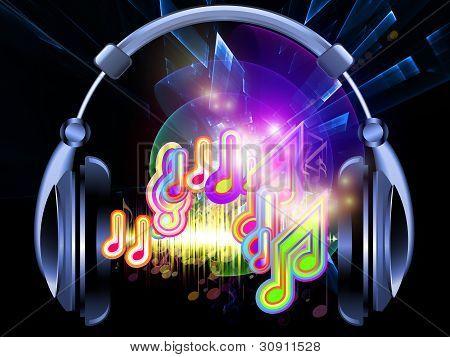 Sonido de los auriculares
