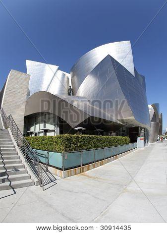 Walt Disney Concert Hall, Los Angeles Ca