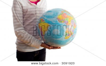 The World'S Is In Their Hands