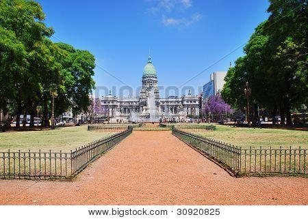 Congressional Plaza