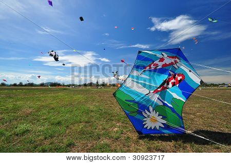 Thailand International Kite Festival 2012