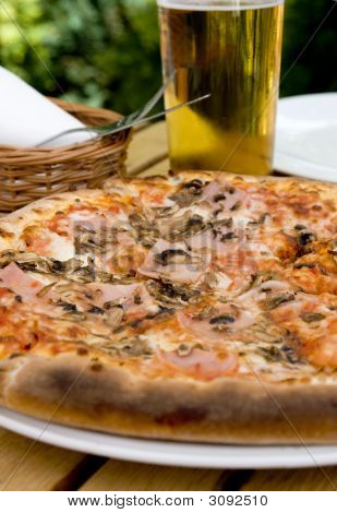 Pizza At Pizzeria