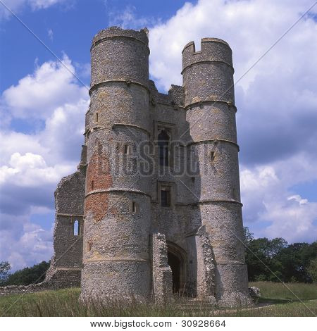 Donnington Castle. Newbury. UK