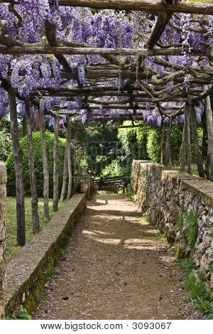 Jardines de Villa Cimbrone, Ravello, Italia