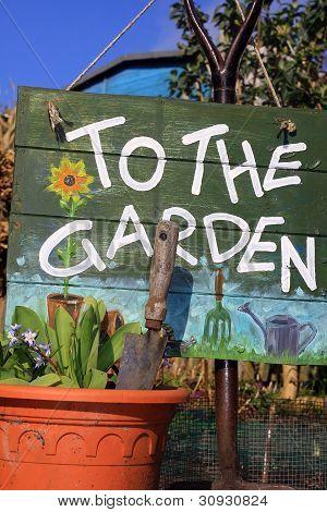 To The Garden