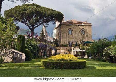 Villa Cimbrone Gardens, Ravello, Italy
