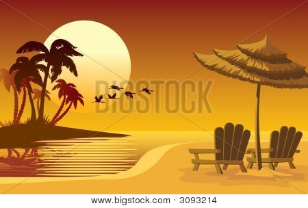 Sunset Island