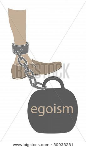 Egoism Impedes To The Person