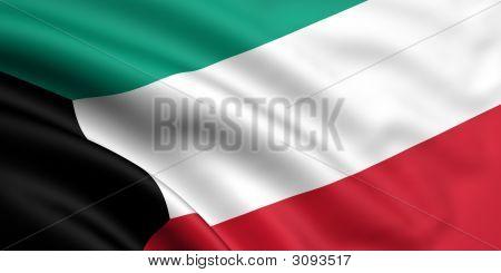 Flag Of Kuwait