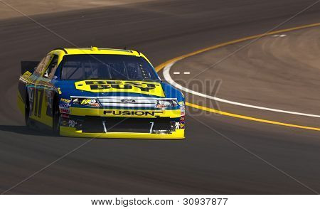 Avondale, Az - Mar 03, 2012:  Matt Kenseth (17) Brings His Car Through Turn 4 During The Subway Fres