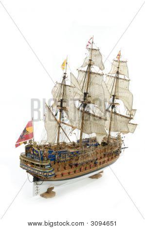 Spanisch Galleon