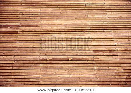 close up shot of a wooden floor