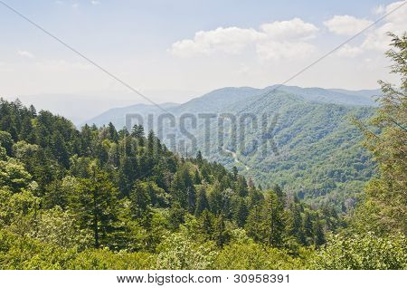 Smokey Mountain Range
