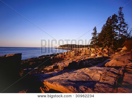 Acadia National Park & Bar Harbor, Maine