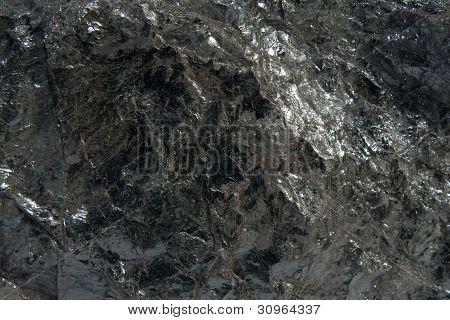 Carbón, carbón Closeup fondo