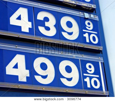 $4 Gas Prices
