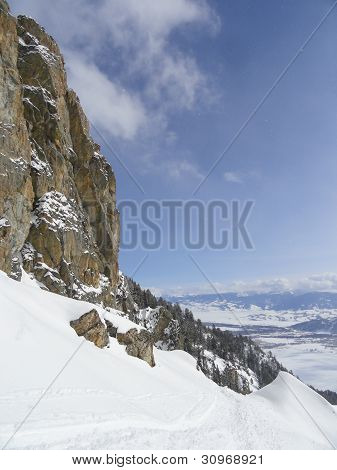Jackson Hole Cliffs