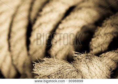 Close-Up Rope